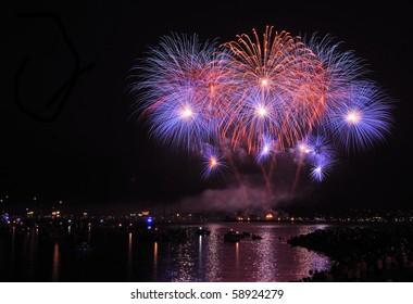 Celebration of Lights, Vancouver, Canada