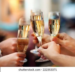 champagne cheers images stock photos vectors shutterstock