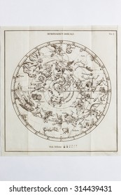 Celestial view of the antique