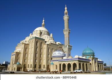 Celil Hayat Mosque in Arbil City,Kurdistan,Iraq.