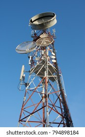 Cell Tower  for Telecommunication