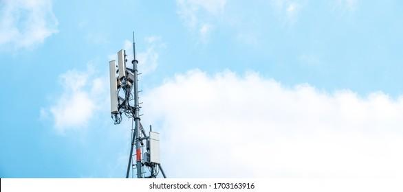 Cellular base station network antenna, mobile phone base station 5g antenna