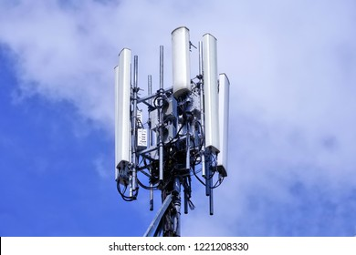 Mobile Phone Base Station Images, Stock Photos & Vectors