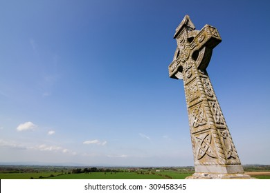 Celtic Cross at rock of cashel, co tipperary, ireland