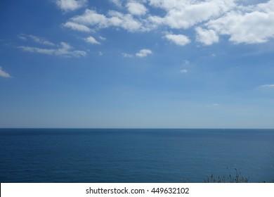 Celtic sea view