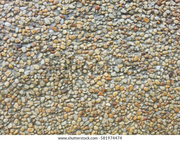 Cement for background and texture