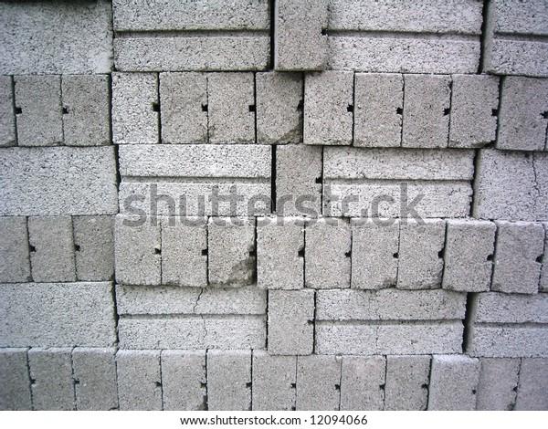 cement blocks for building construction