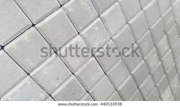 Cement box