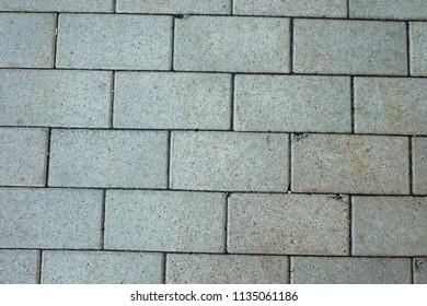 Cement brick floor tile texture background tile