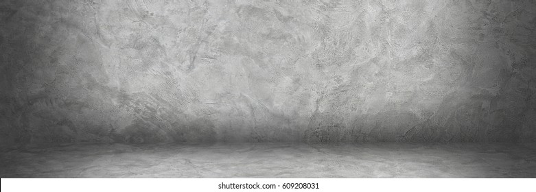 it is cement and concrete wall and floor with shadow for pattern and design.
