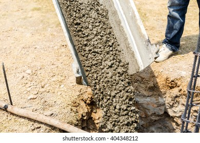 Cement for home building