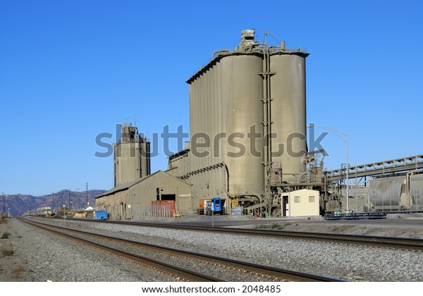 Cement manufacturing plant