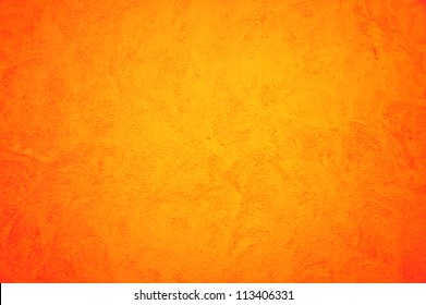 cement orange background