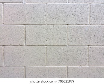 Cement paint block wall texture background