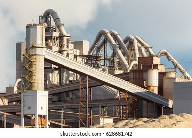 cement plant factory manufacturing