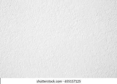 cement plaster white wall background.