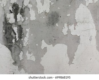 Cement polish beautiful texture ., old grudge paint wall background.
