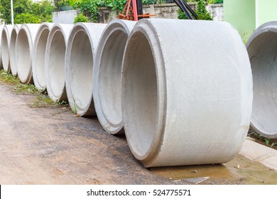 Cement Tubes Images Stock Photos Vectors Shutterstock