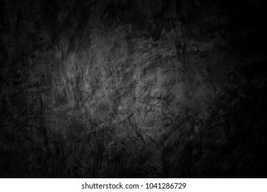 Cement wall dark edges textured and background.