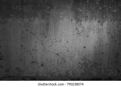 Cement wall edges textured background.