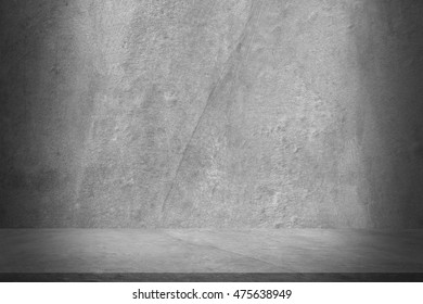 it is cement wall and floor with shadow for pattern and background.