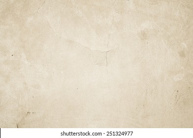 cement wall - texture  cracks background ancient stone smooth interior construction