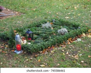 cemeterie in germany