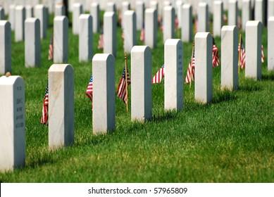 Cemetery of Arlington