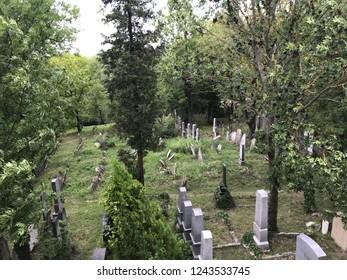 Cemetery in Znojmo