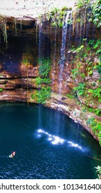 Cenotes, Gateway to the Underworld, Sinkhole