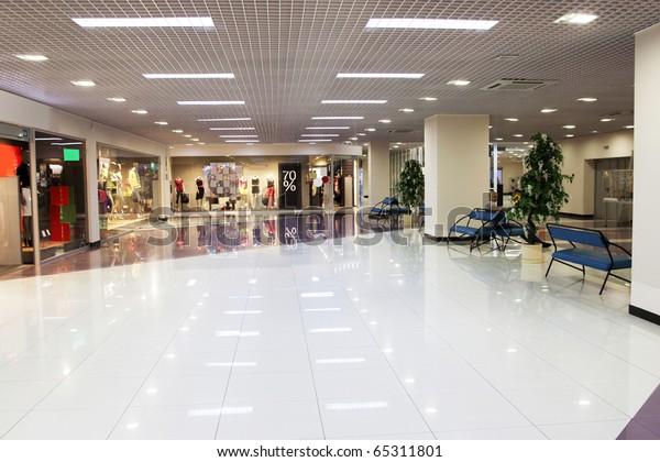 center mall hall