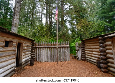 Center of the Outposting at Lewis and Clark National and State Historical Parks