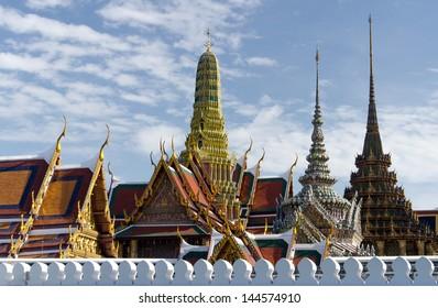 Center point of Thailand