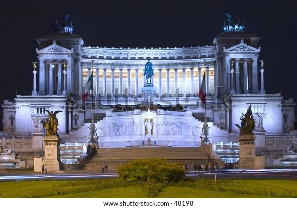 Center of Rome