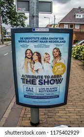 Centercom Billboard A Tribute To ABBA The Show At Amstelveen The Netherlands 2018