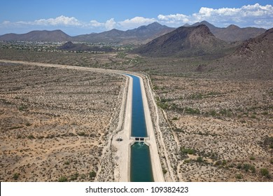Central Arizona Project (CAP), is designed to bring about 1.5 million acre-feet of Colorado River water per year to Pima, Pinal and Maricopa Counties