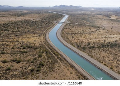 Central Arizona Project (CAP), is designed to bring about 1.5 million acre-feet of Colorado River water per year to Pima, Pinal and Maricopa counties.