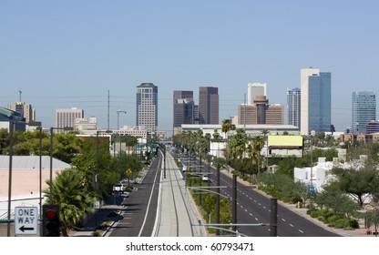 Central Avenue, Phoenix, AZ
