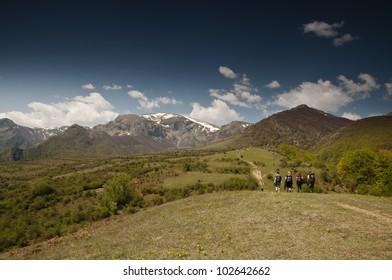 The Central Balkan - National Park in Bulgaria