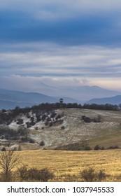 Central Bohemian Highlands near �stí nad Labem