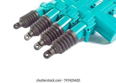 Central door locking actuators