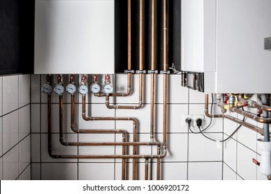 central heating system