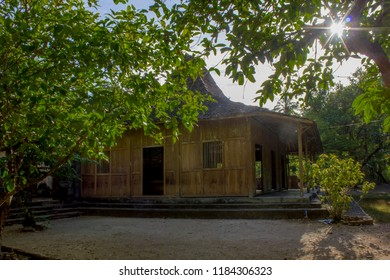 Central Javanese traditional house known as Joglo House. These homes usually require extensive land for its construction. Mostly, this model House need lots of wood such as teak, sengon, etc.