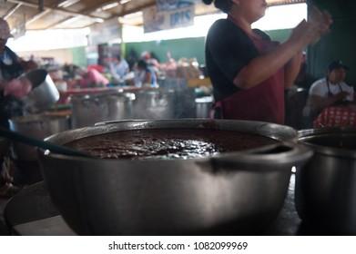 Central Market Tegucigalpa Honduras