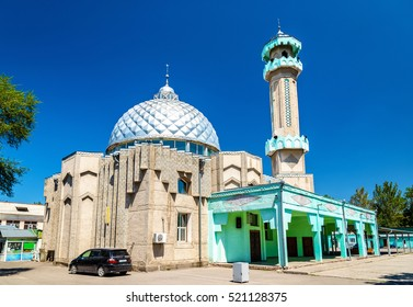 Central mosque of Bishkek, the capital of Kyrgyzstan