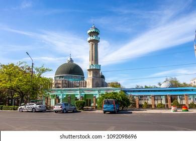 Central mosque, Bishkek, Kyrgyzstan
