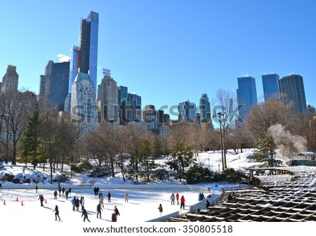 Central Park in the