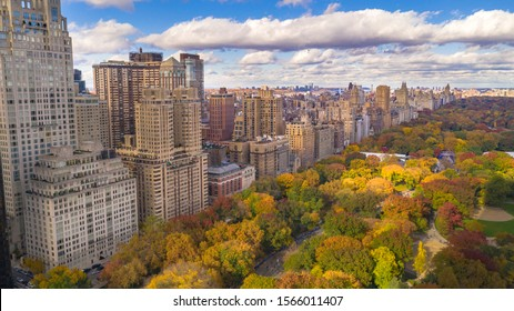 Central Park is a wonderful expanse of nature in the middle of Manhattan New York