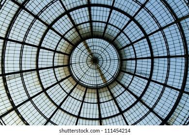 Central square gallery dome