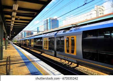 central station in Sydney